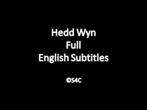 Hedd Wyn (English Subtitles) | Amy D Nott