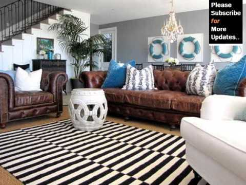 Nautical Themed Living Room Ideas Cosy With Wood Burner Collection Of Decor Idea