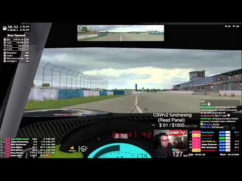 Word Sport Car Series with Ford GT at Sebring @iRacing