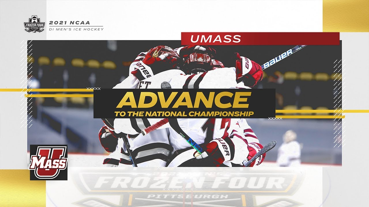 Frozen Four: UMass Minutemen vs UMD Bulldogs
