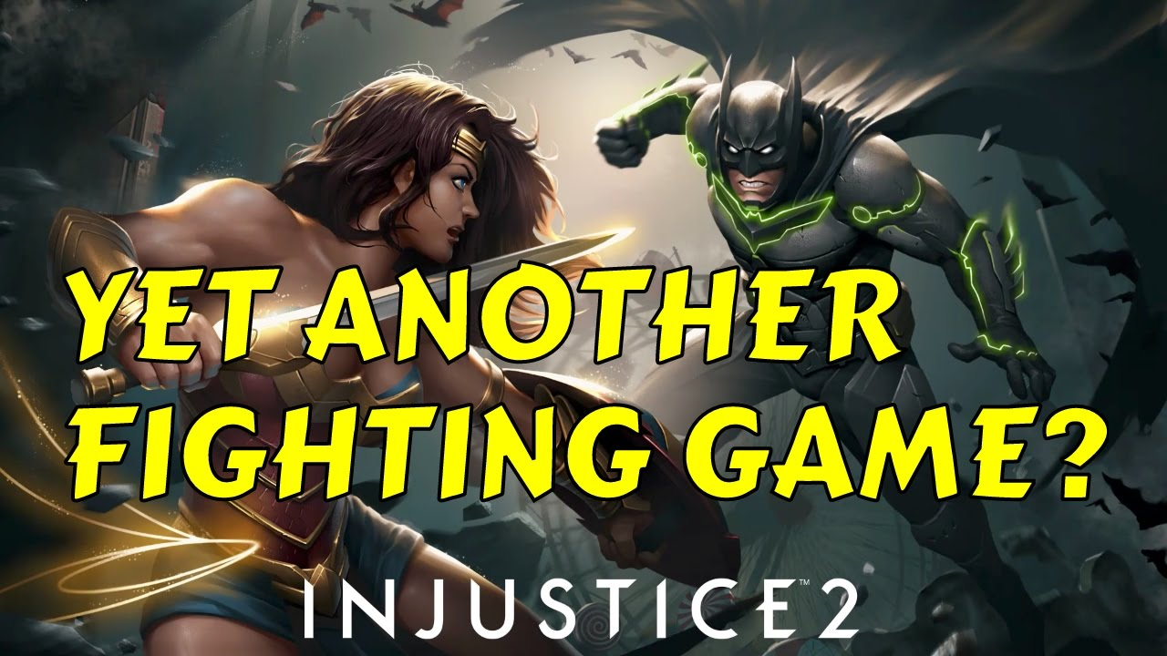 Injustice 2 - DC UNIVERSE FIGHTING GAME FIRST IMPRESSIONS