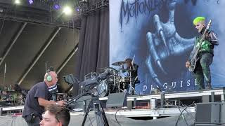 "Motionless In White ~ ""Headache"" (live at Louder Than Life, KY 2019)"
