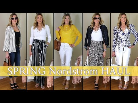 Spring Lookbook Part 2 | Nordstrom Haul + Sale! 5