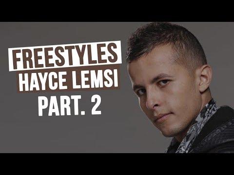 HAYCE LEMSI | MEDLEY FREESTYLES #2