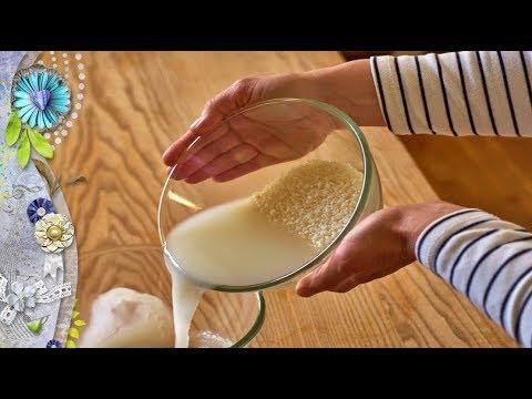 Дивная рисовая вода и ее целебная сила для кожи, волос и фигуры