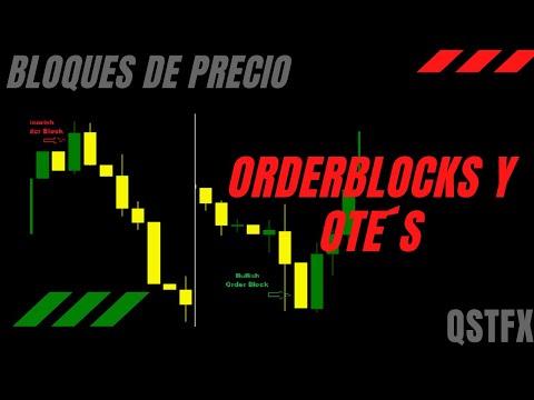 #Orderblock y #Ote'S
