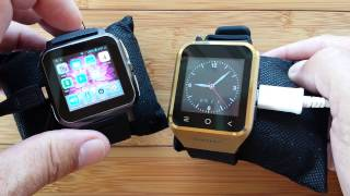 AOKE Z15 and ZGPAX S8 SmartWatches - What You Need To Know Now