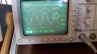 Osciloscópio Tektronics TDS 31…