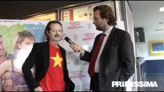 Intervista a Rocco Papaleo protagonista del film Nessuno mi può giudicare