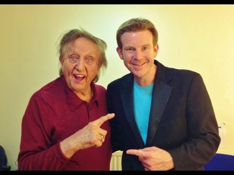 Ken Dodd & Alex Belfield Interview - Happiness Tour / 86 Birthday / Tears