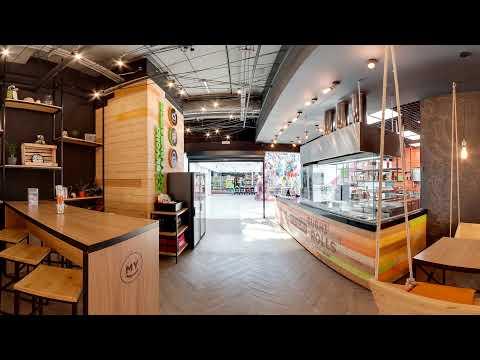 MYBOX WOK-кафе