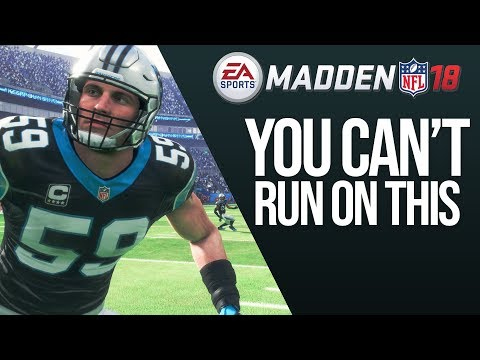 You Can't Run On These Coverages! Madden 18 Run Defense 101