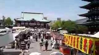 覚王山日泰寺の縁日