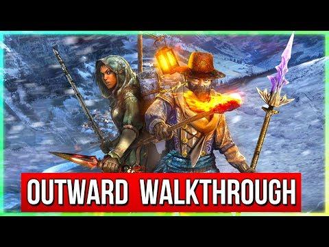 Outward Walkthrough Part 1 Gameplay