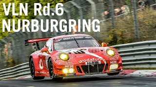 VLN 2019 - Rd.6, Nurburgring - Full Race, LIVE With English Commentary