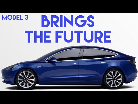Thumbnail: The Tesla Model 3 is a whole new era of car