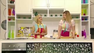 Завтрак для влюбленных на СТС: шкатулка из печенья от Анны Горской