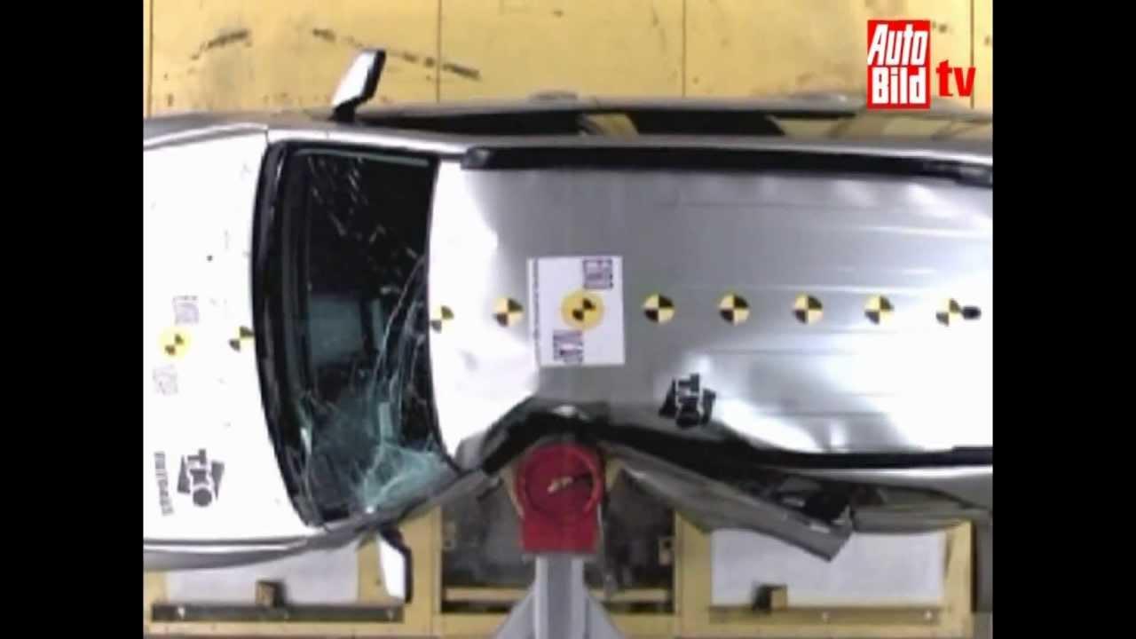 Crash-Test-Report - Wie sicher ist ihr Auto? Teil 2/2 - YouTube