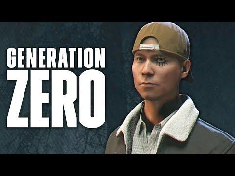ОЧЕНЬ МНОГО РОБОТОВ ► Generation Zero #2