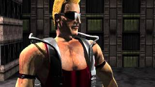 Duke Nukem: Total Meltdown (PS1) - All Cinematics Compilation
