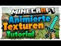 Minecraft: Animierte Texturen erstellen - Schwerter Animieren (Tutorial)