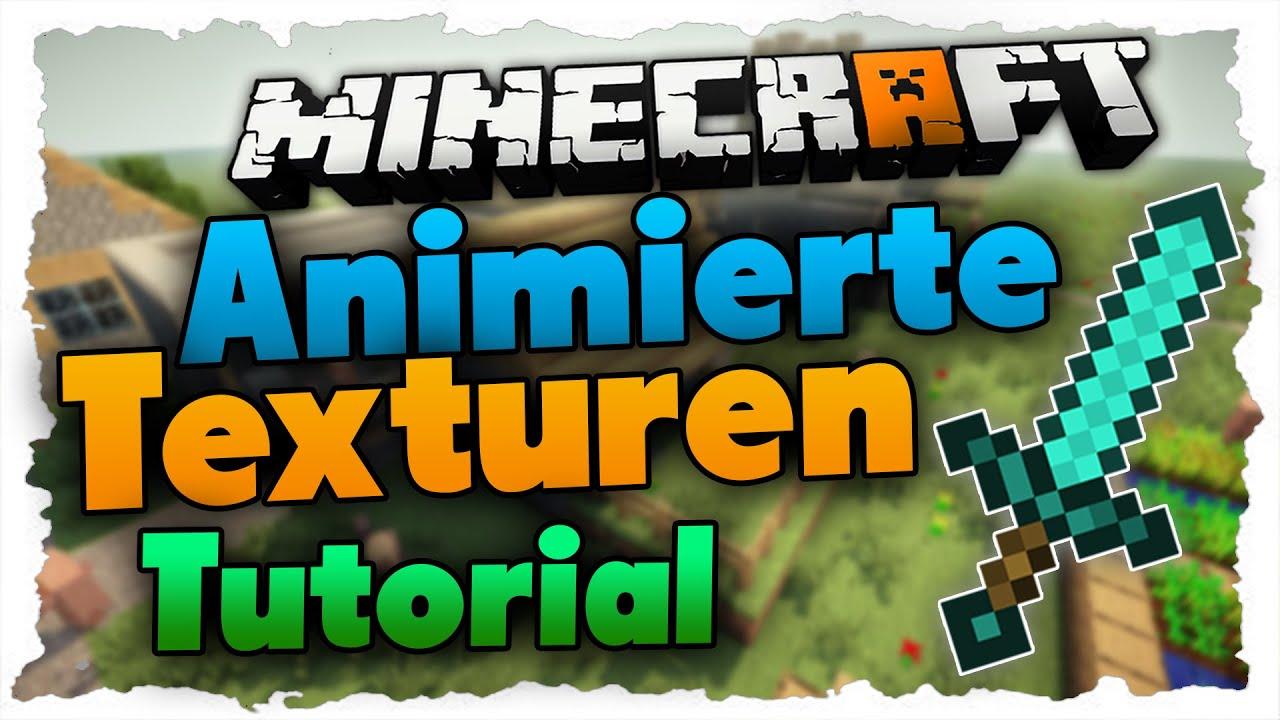 Minecraft Animierte Texturen Erstellen Schwerter Animieren - Minecraft namen andern craftingpat