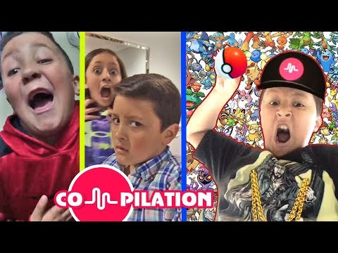 Thumbnail: LIP SINGING COMPILATION Video: MIKE from FGTEEV & FUNnel Vision! Short Funny Song Clips Video 4 Kids