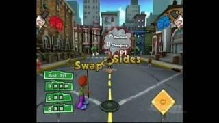 Go Play City Sports Nintendo Wii Gameplay - Stickball