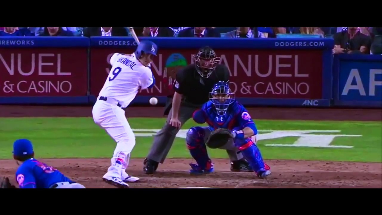 "f441890c5f281 Dodgers 2017 Postseason Hype Video HD - ""Something Just Like This ..."