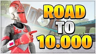 ROAD TO 10K & TONIGHT GALAXY ACCOUNT! FORTNITE BATTLE ROYALE ENGLISH