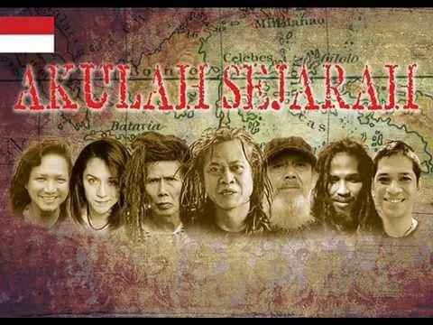 AKULAH SEJARAH FULL ALBUM