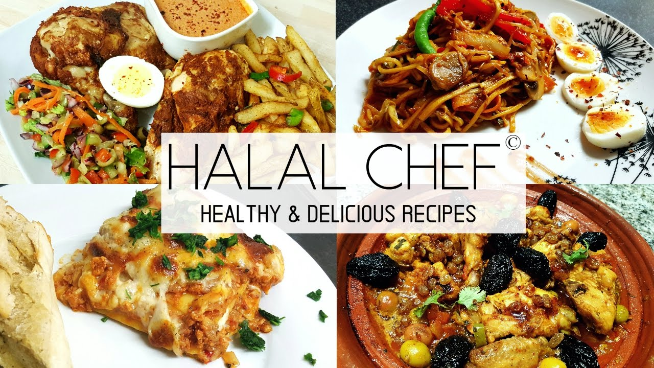 Easy delicious recipes youtube easy delicious recipes halal chef forumfinder Image collections