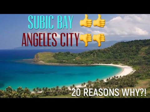 Subic Bay is better than Angeles City - 20 reasons why