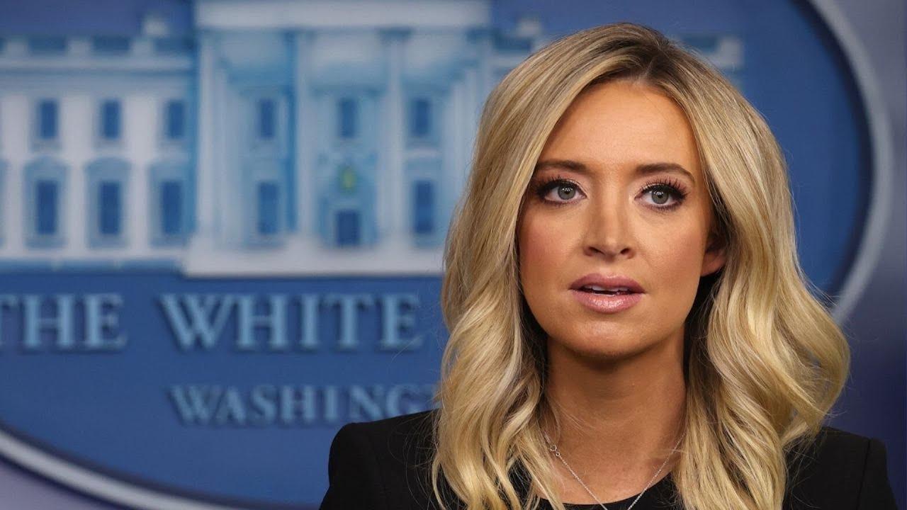 LIVE: Press Secretary Kayleigh McEnany Holds a Briefing | Epoch Times