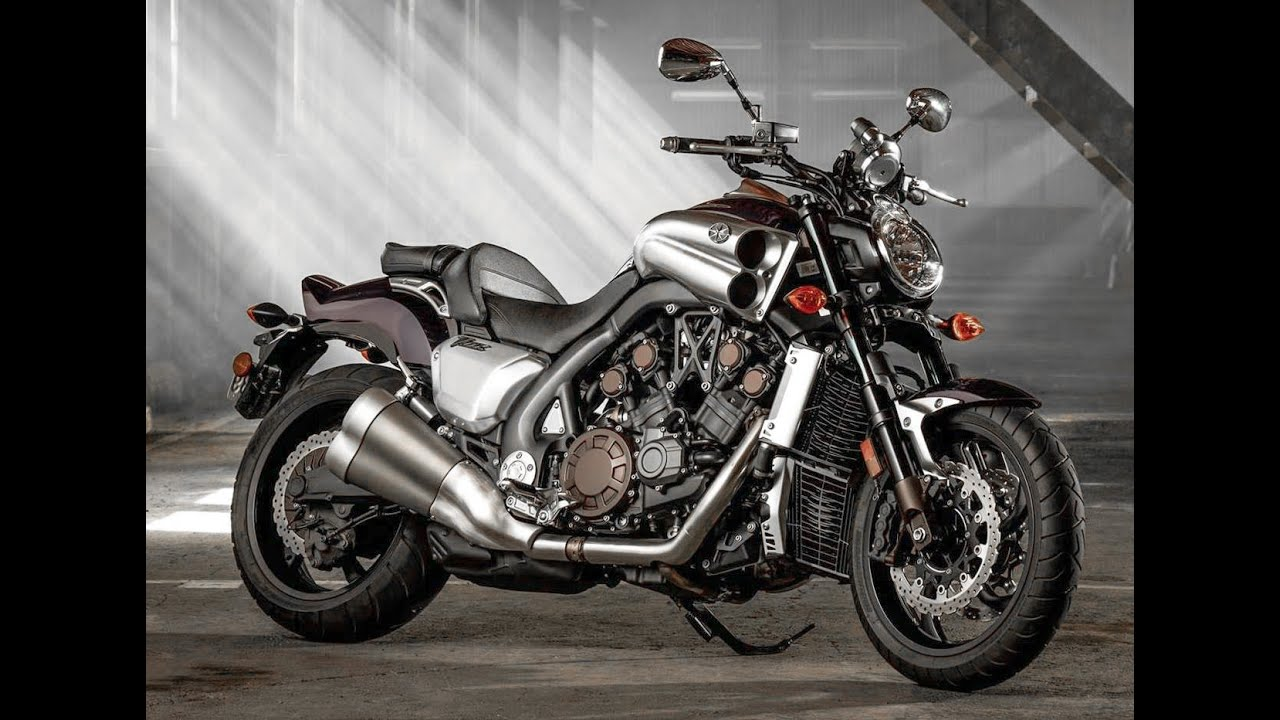The development of the Yamaha Vmax 1700 - born to accelerate in 2008