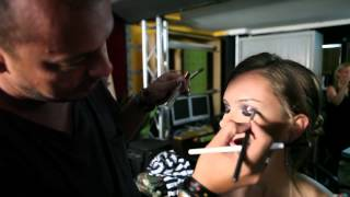 Estée Lauder Behind the Scenes Bridal Photoshoot Thumbnail