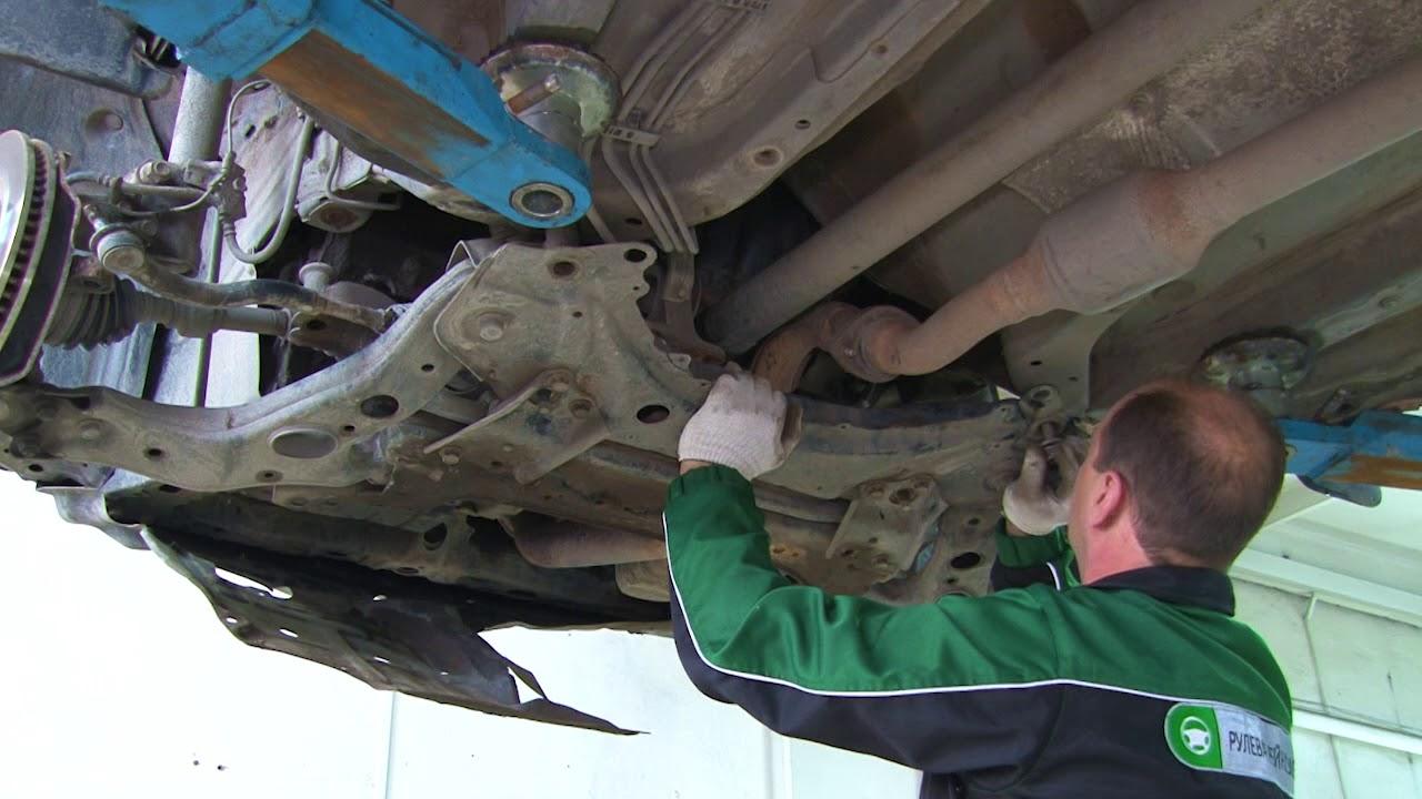 Профессиональный ремонт рулевых реек в Омске - РУЛЕВАЯ РЕЙКА ОМСК