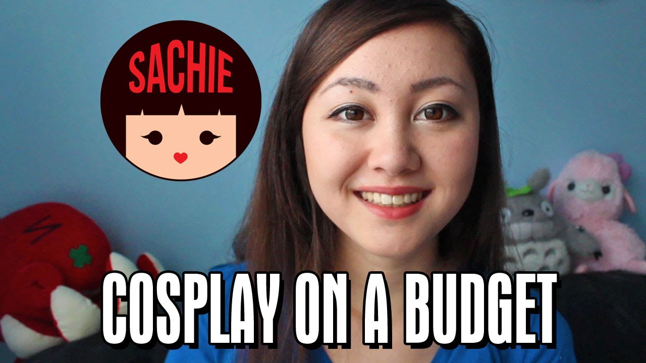 Sachie 3 Tips And Tricks For Cosplaying On A Budget Youtube