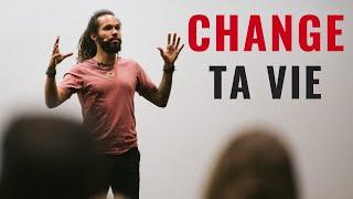 Comment changer de vie (conférence de développement personnel)