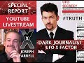 DARK JOURNALIST & JOSEPH FARRELL: UFO X-FACTOR BLACK BUDGET & SECRET SPACE NETWORK! X-SERIES II