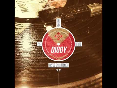 Diggy Simmons - Electric Relaxation - Past Present(s) Future (Mixtape Download Link In Box)