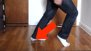 Moonwalking the Hard Way: How the illusion works + How to do it