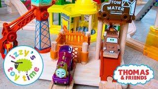 Thomas and Friends   Thomas Train RARE Pixar Cars Mater