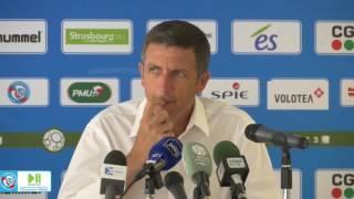Racing-Amiens (1-0) : les réactions | RC Strasbourg Alsace