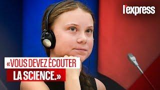 Greta Thunberg :