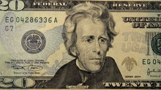 Removing andrew jackson from $20 bill ...