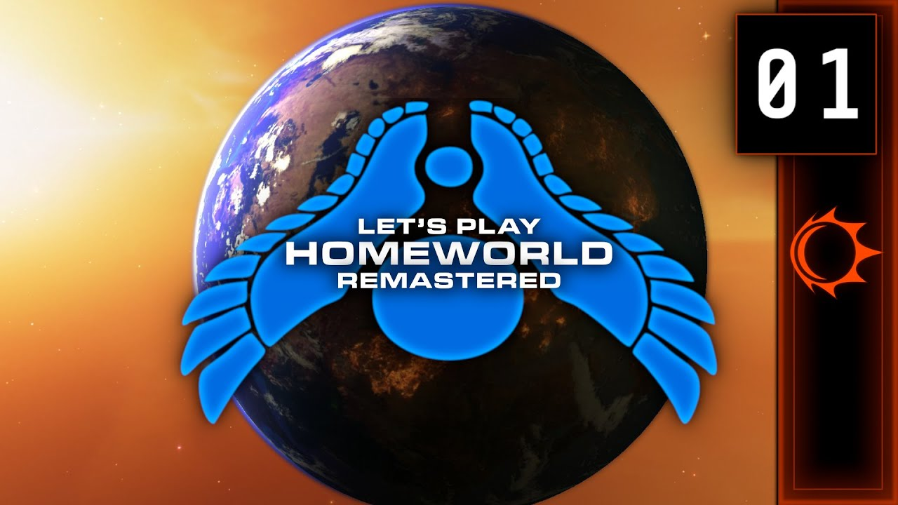 Lets Play | Homeworld Remastered #01  - The Promise Of The Guidestone
