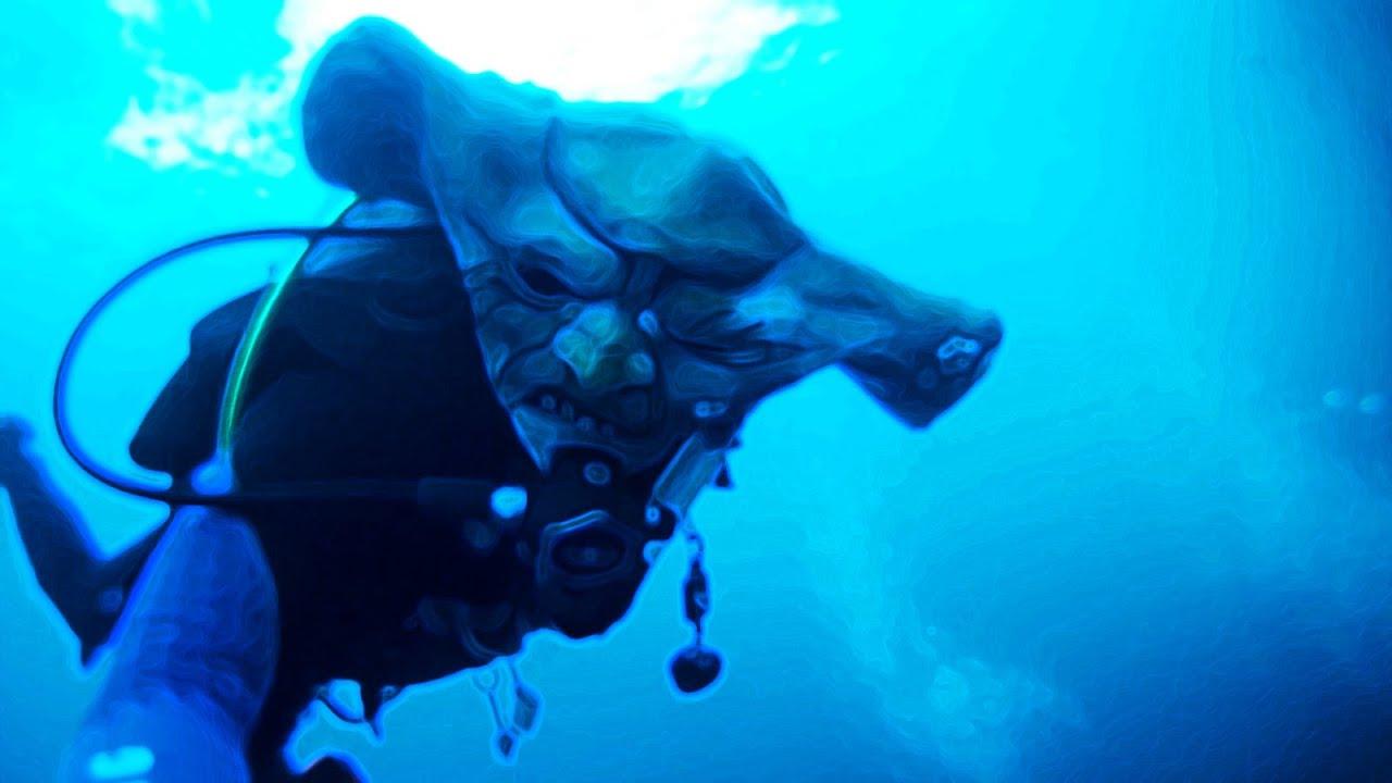 Pacific Halloween Scuba Diving Catalina Island