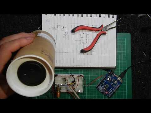 Arduino, WS2812 VU Meter Part 1 - YouTube