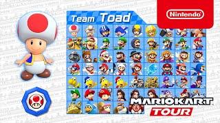 Mario Kart Tour - Toad vs. Toadette Tour